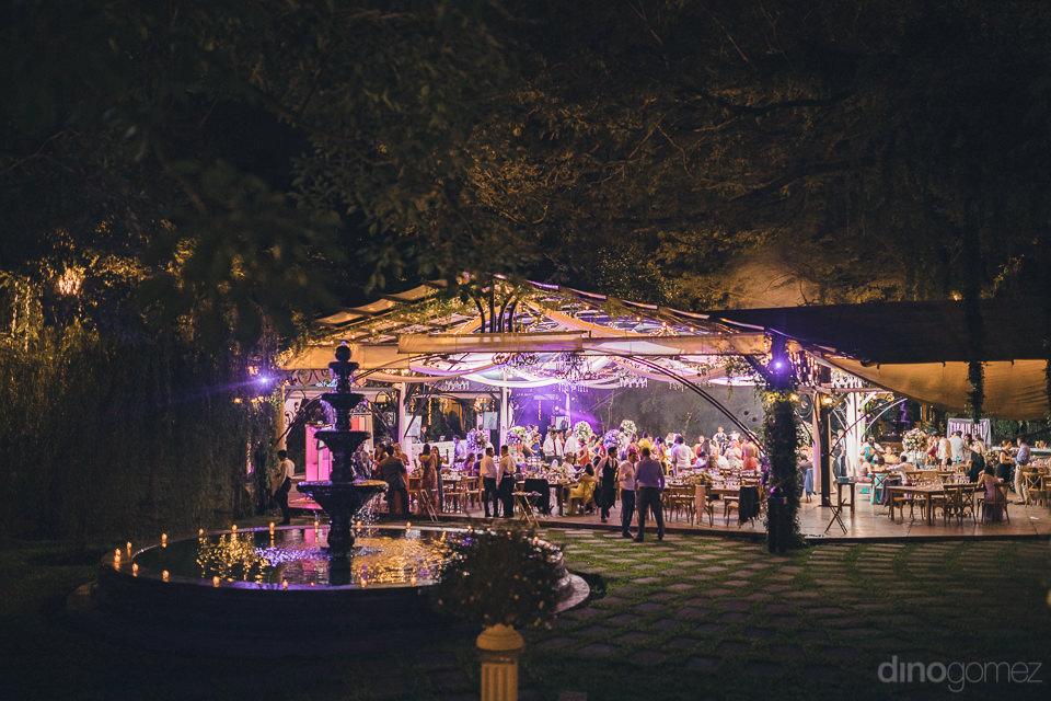 hacienda casasano wedding venue reception in mexico photos by di
